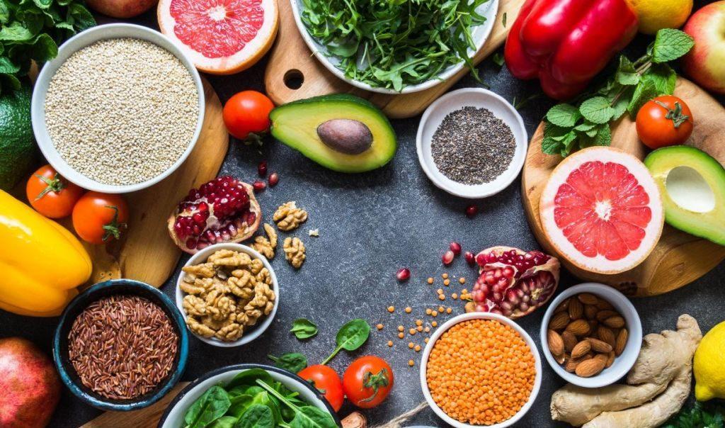 Recomendaciones de nutrición