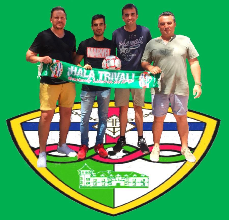 Cuerpo técnico temporada 2018/19 Aficionado B