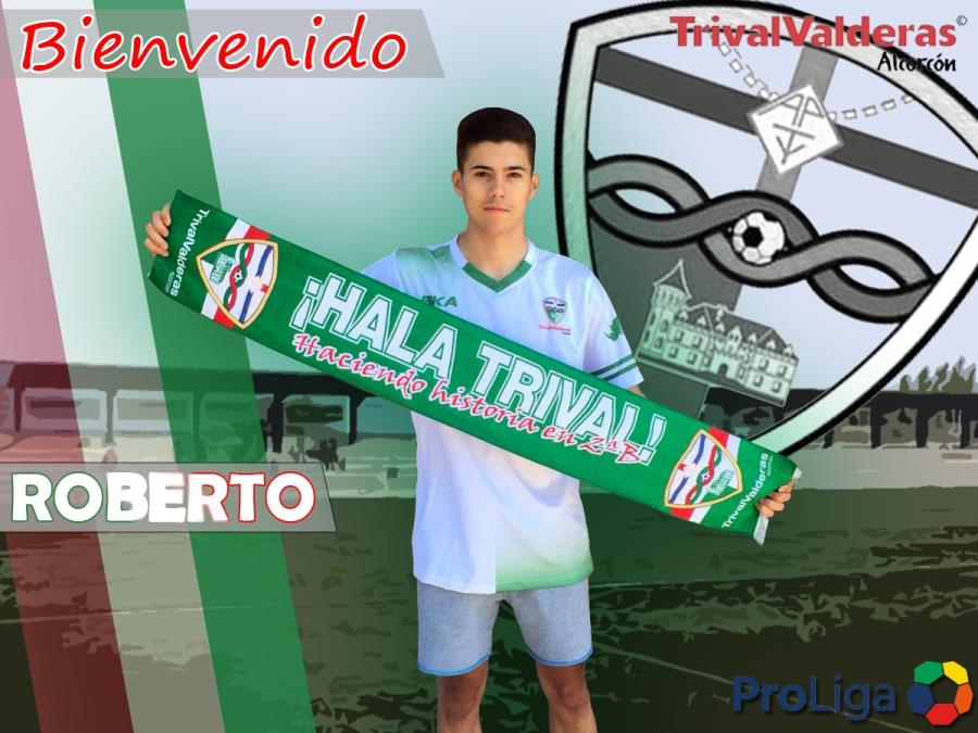 OFICIAL/ Fichaje Roberto Pérez Aficionado «B» temporada 2018/2019