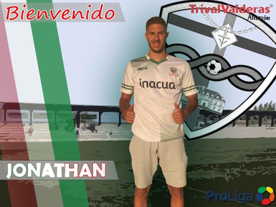 OFICIAL/ Fichaje Jonathan González Aficionado «B» temporada 2018/2019