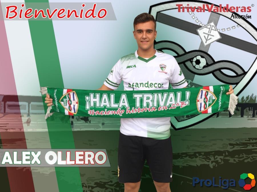 OFICIAL/ Fichaje Alex Ollero Aficionado «B» temporada 2018/2019