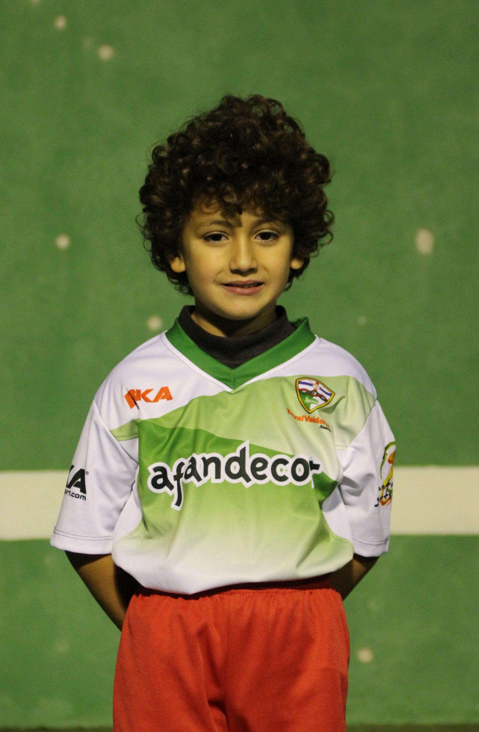 16 Marcos García Bru