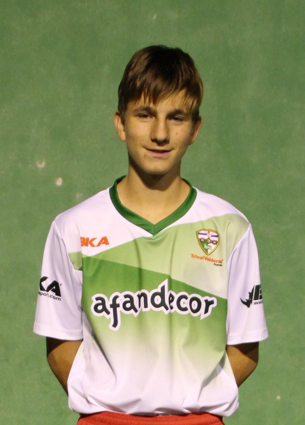 1 David Moreno Valbuena