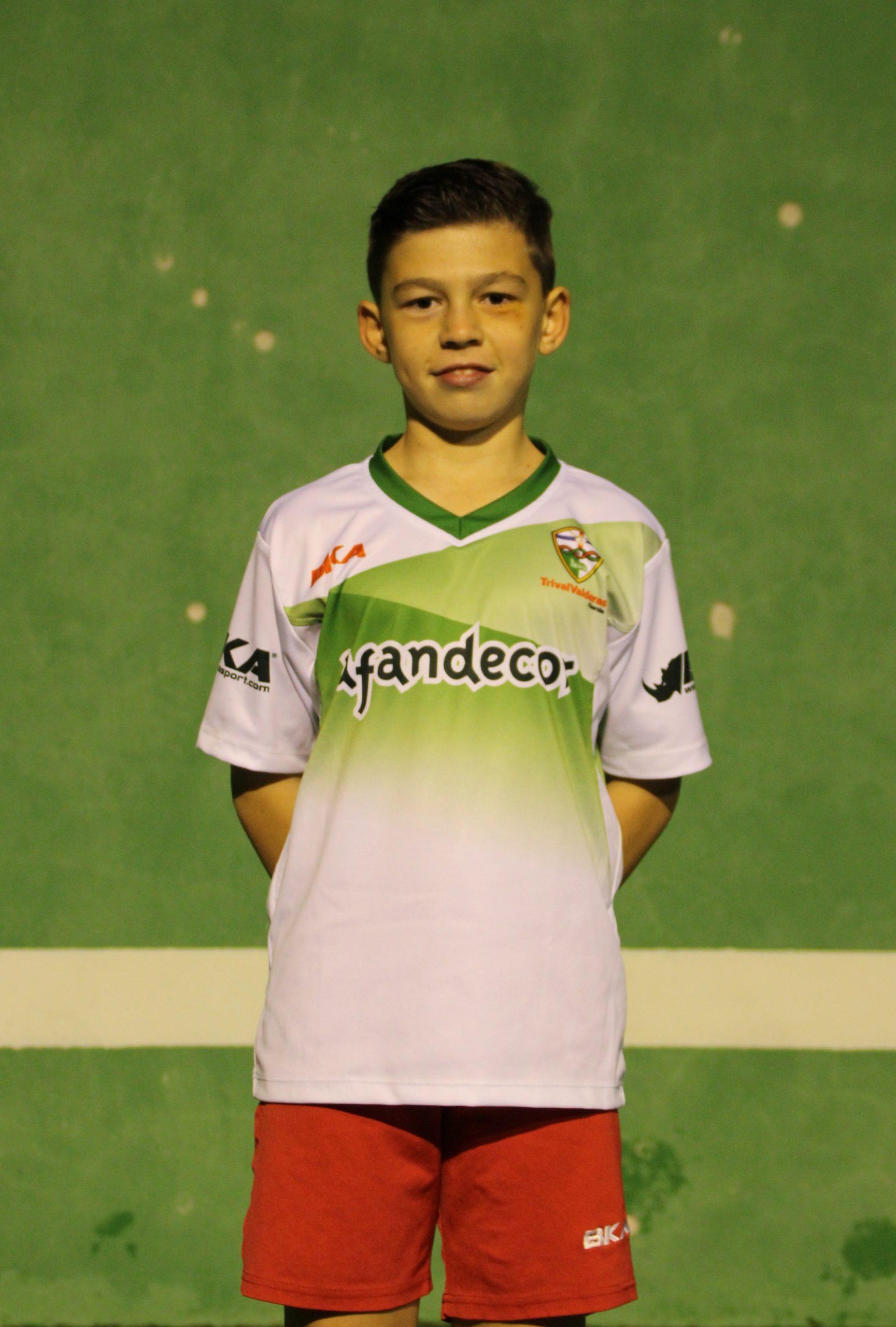 1 Marcos García Ródenas