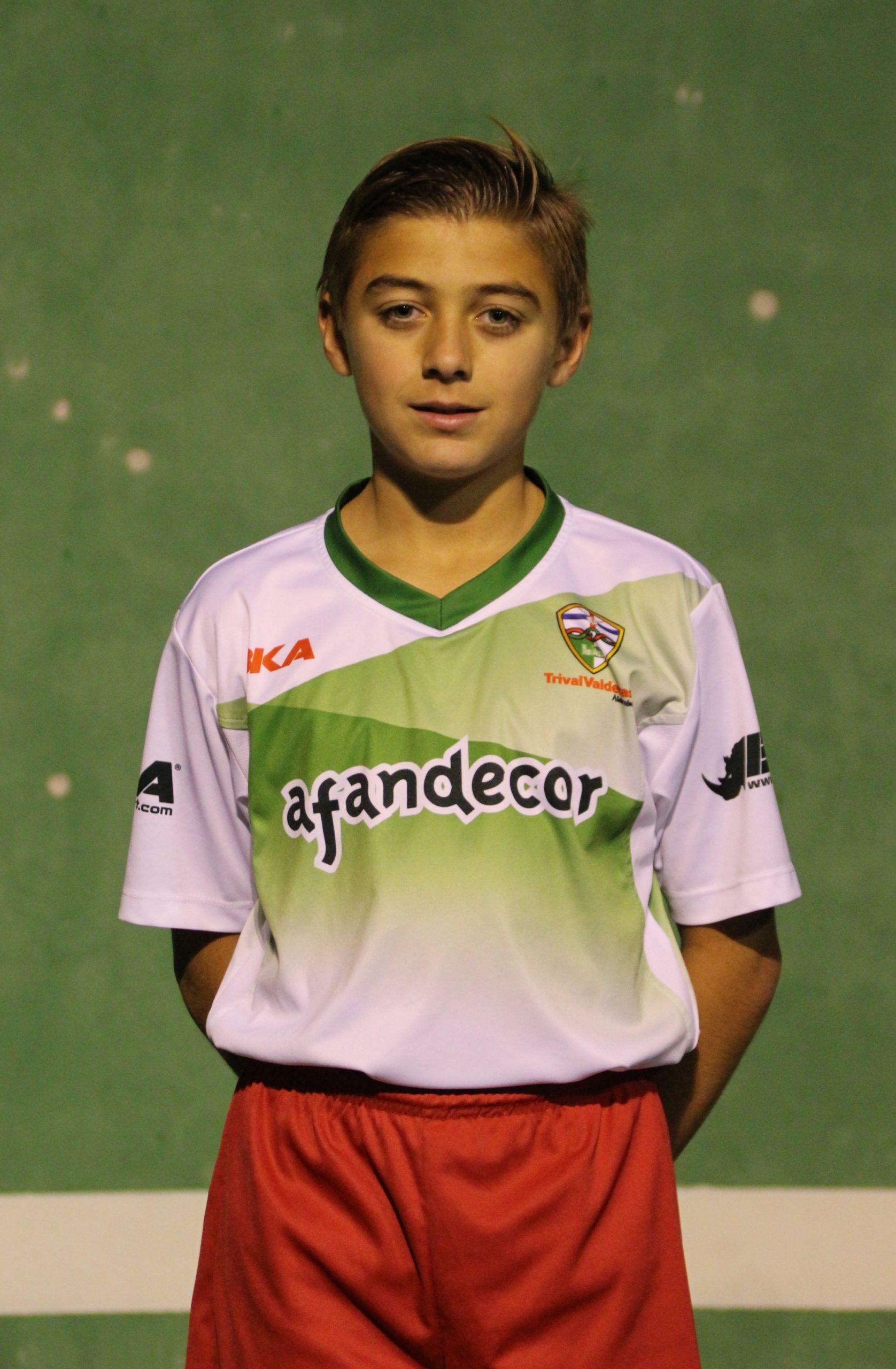 1 Iván Barrero Parra