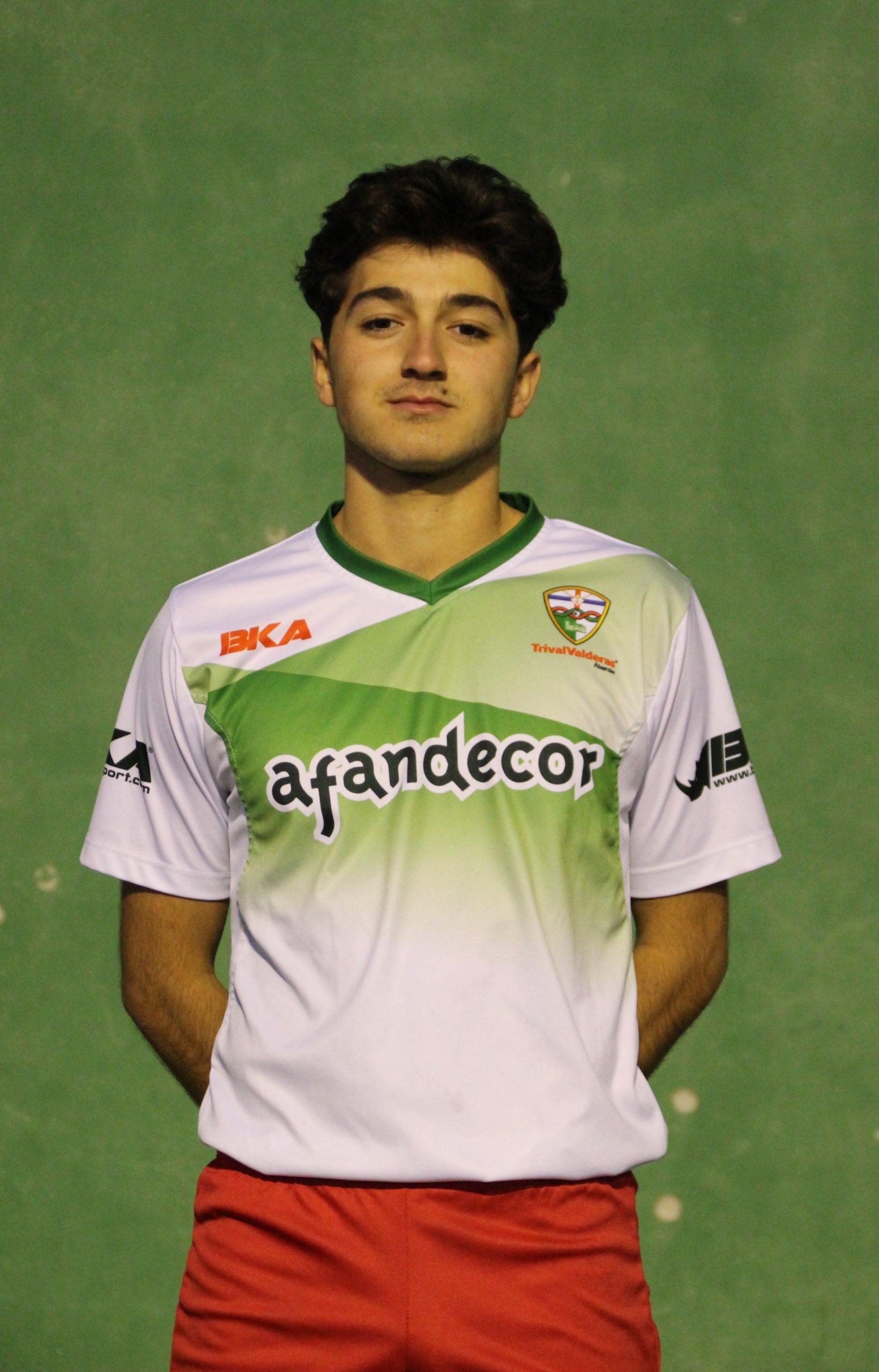 Javier Visedo Priego