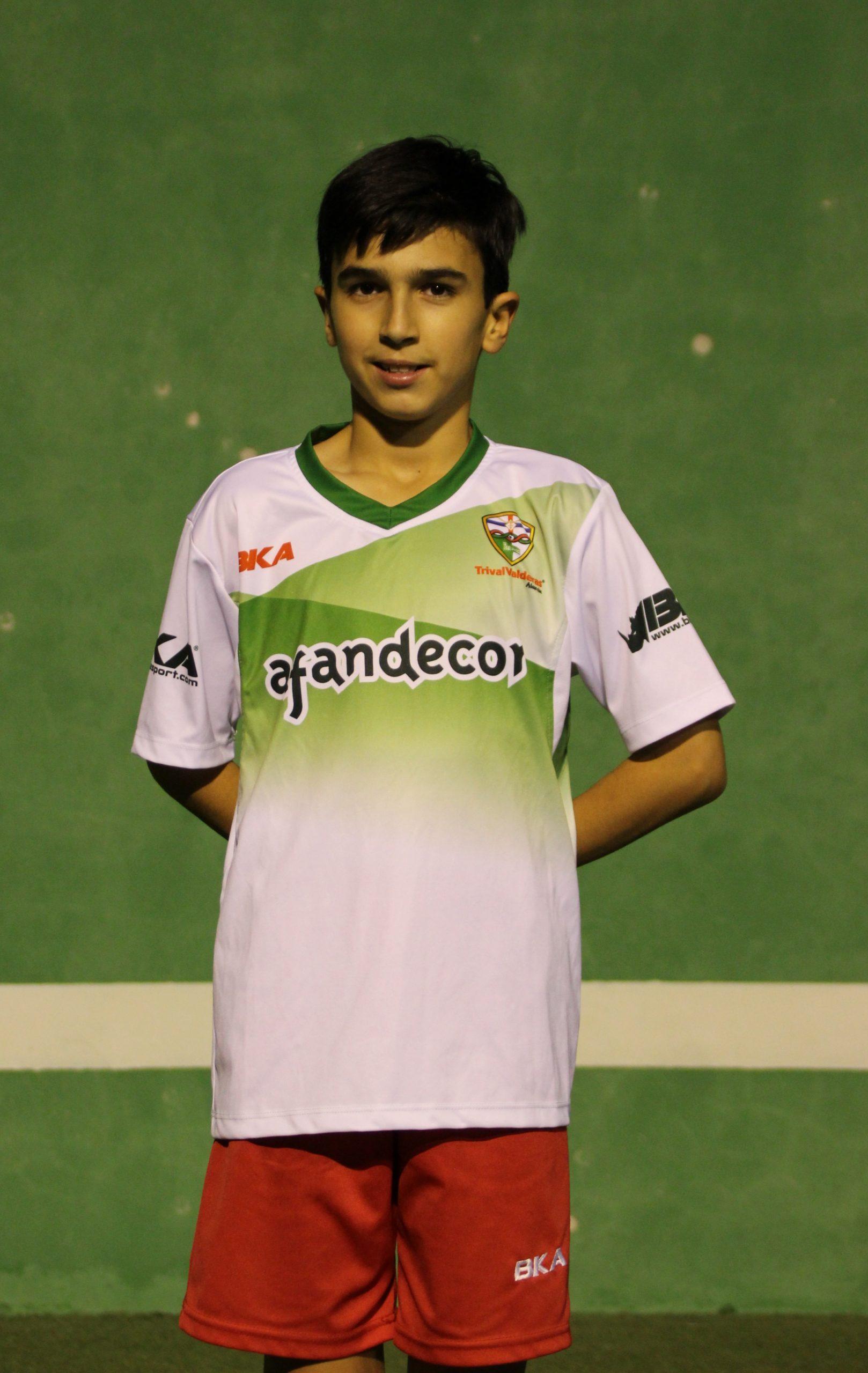 1 Hugo Moreno Marín