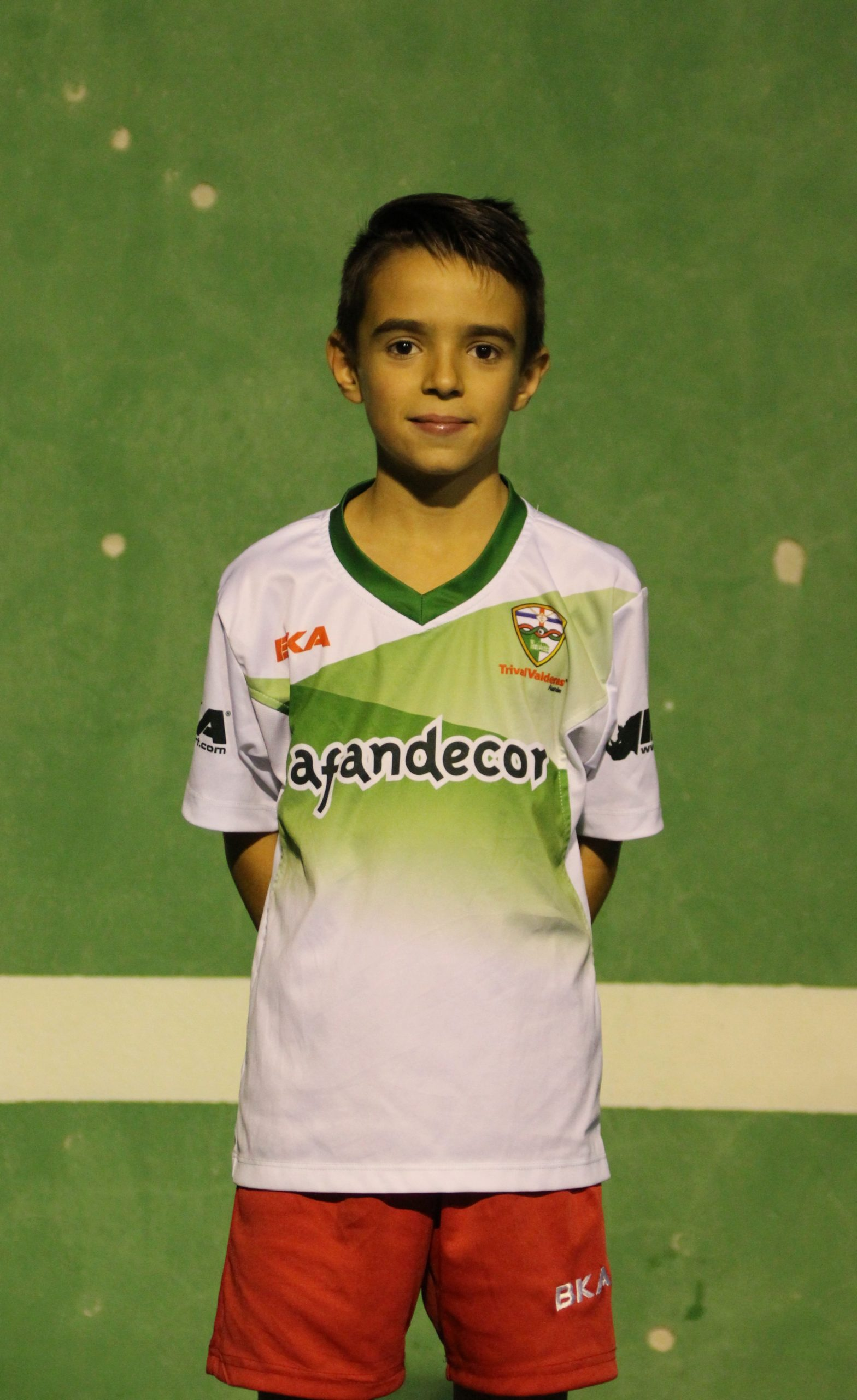 1 Izan Sampedro Hernández