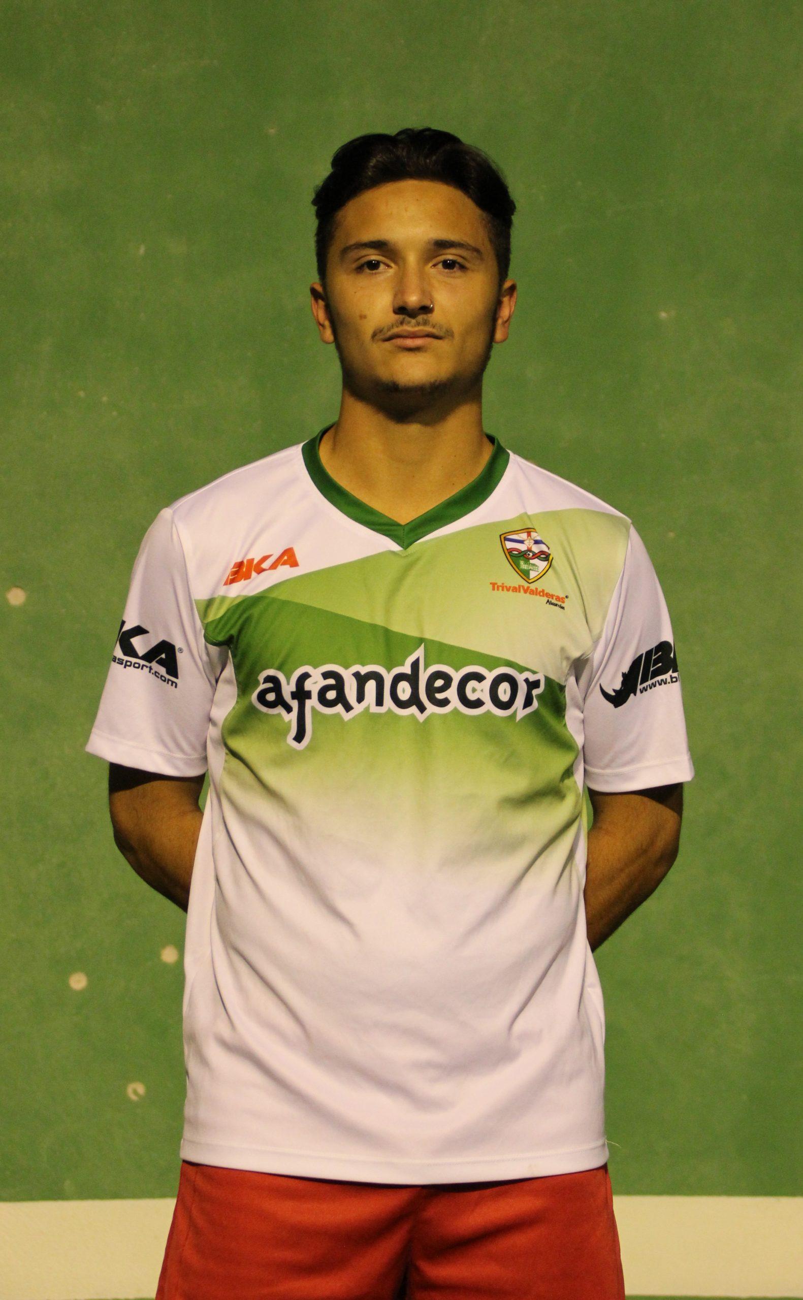 9 Óscar Carrión Gudiel