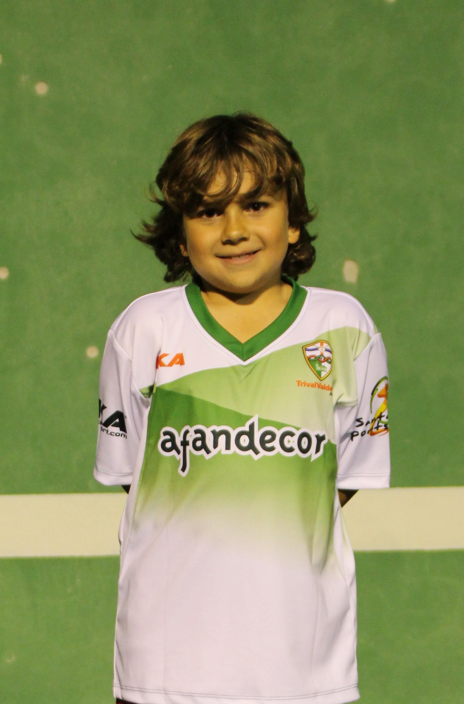 1 Alejandro Perojil Fernandez