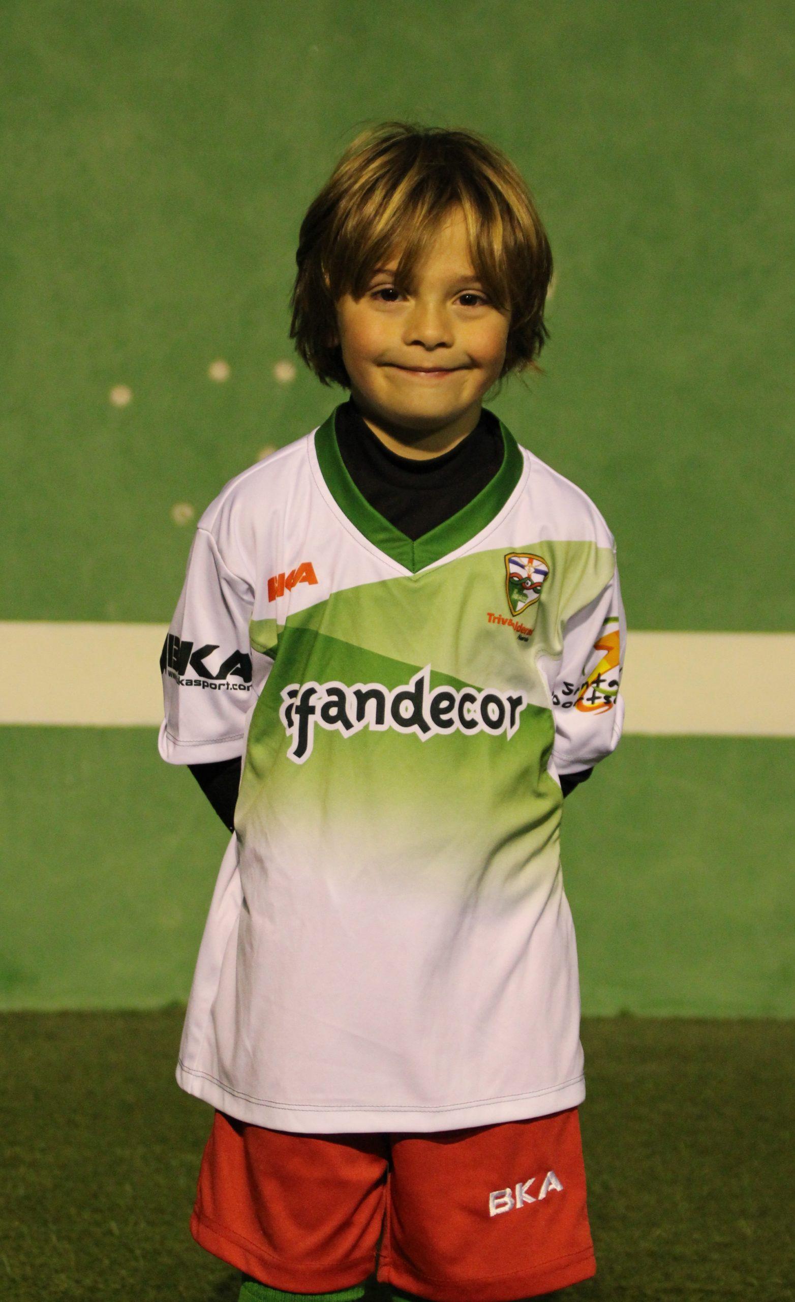 15 Héctor Farias Rocha