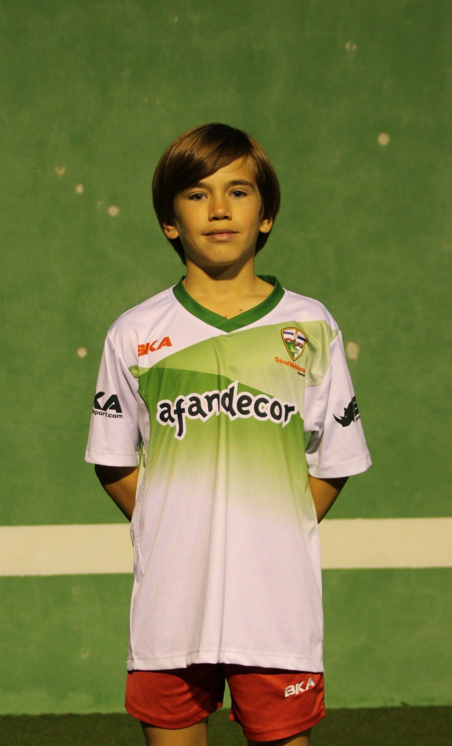 1 Joel Alonso Galán