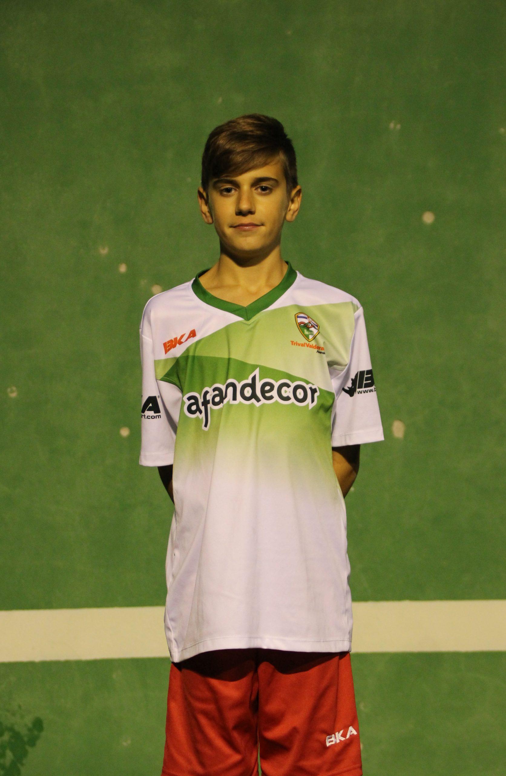 1 Rodrigo Martín Píriz
