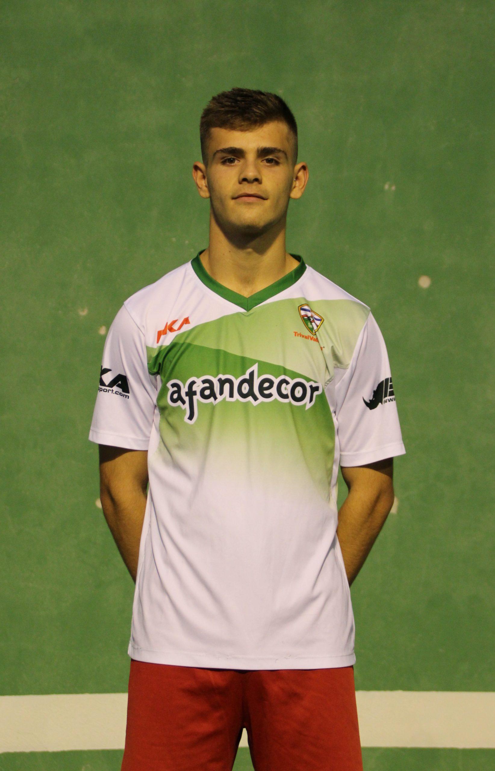 22 Roberto Álvarez Sáez