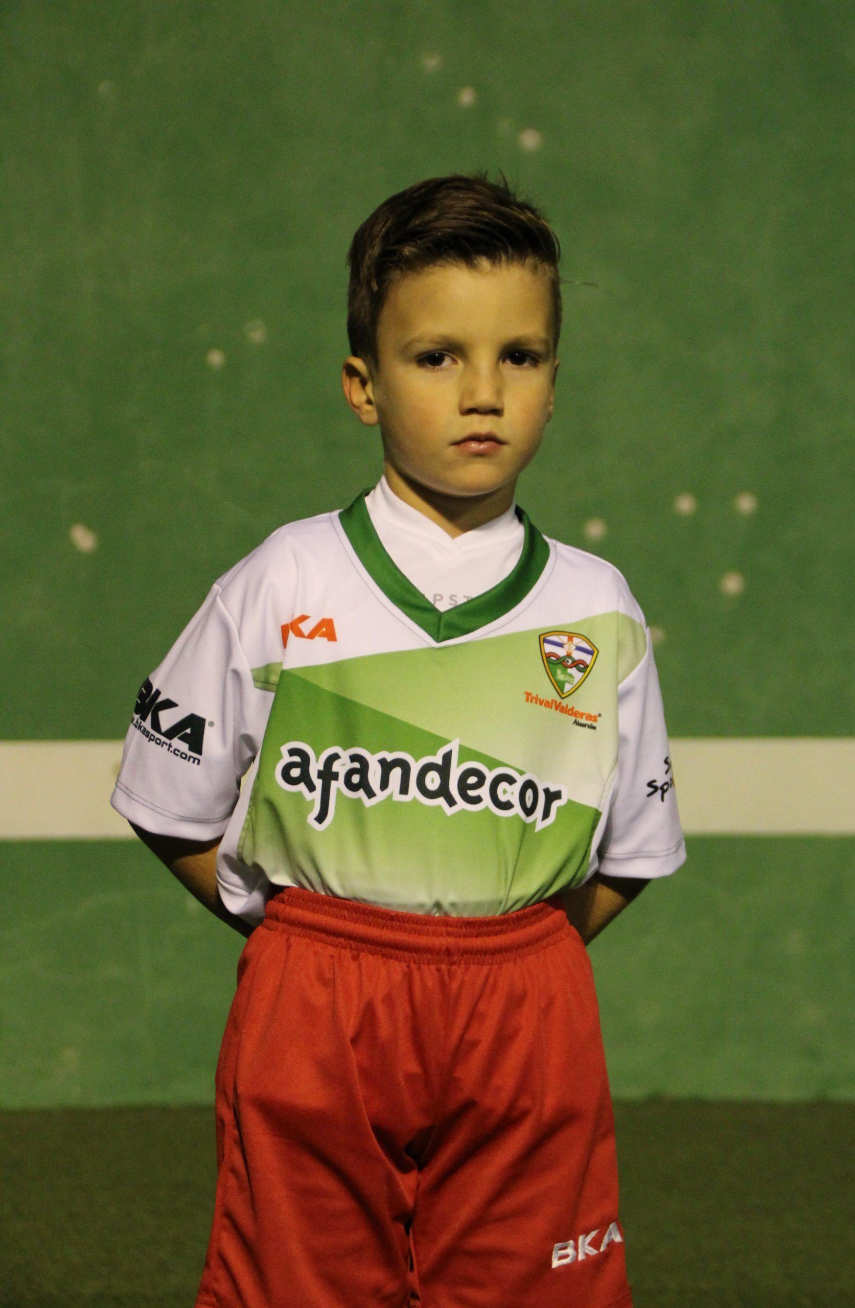 16 Hugo  Asensio Sampé