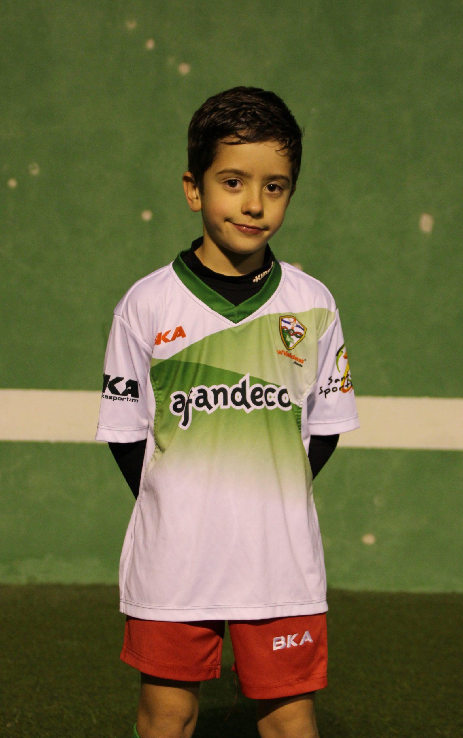 13 Antonio Salamanca Espinosa