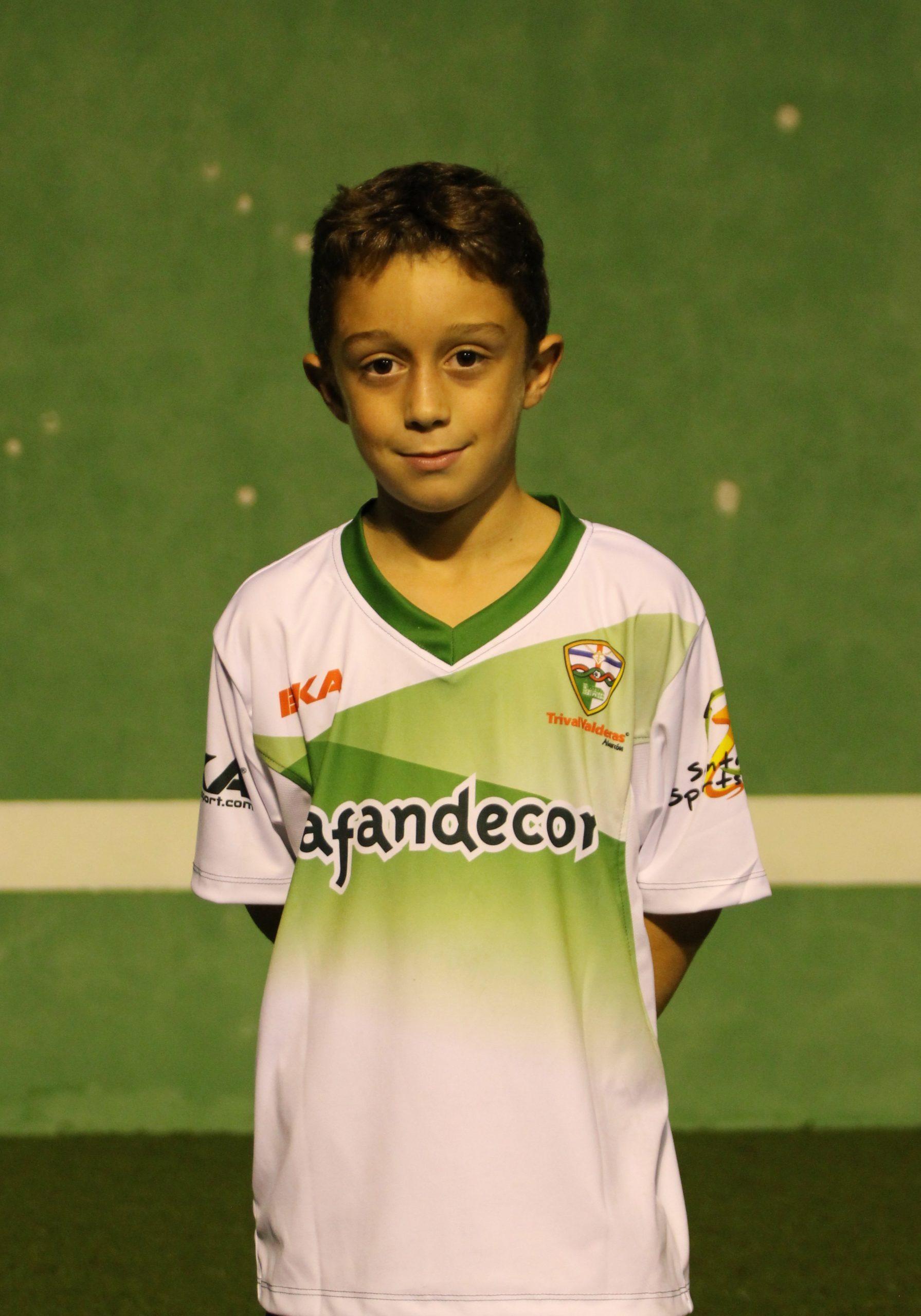 1 Lucas García Espinosa