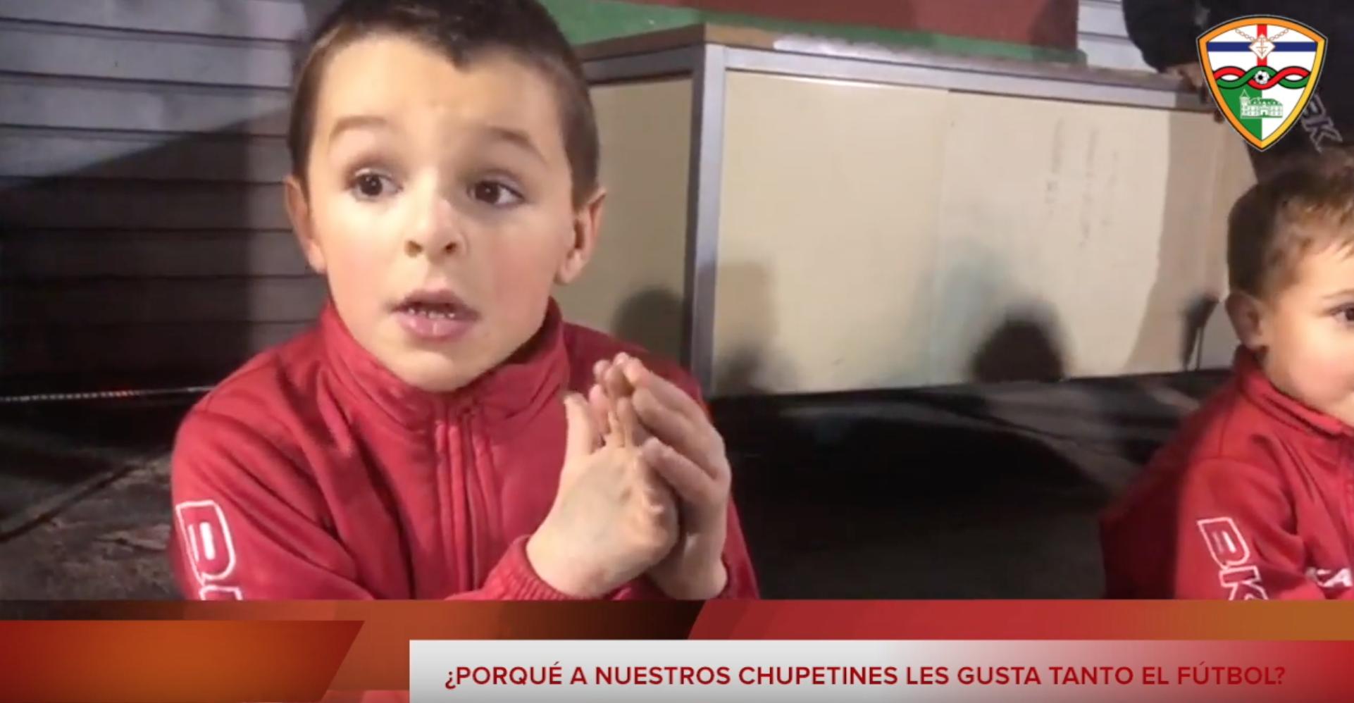 MI EQUIPO ESPECIAL/ Chupetines