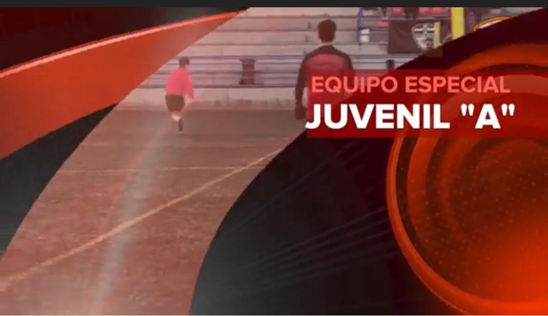 MI EQUIPO ESPECIAL/ Juvenil «A»