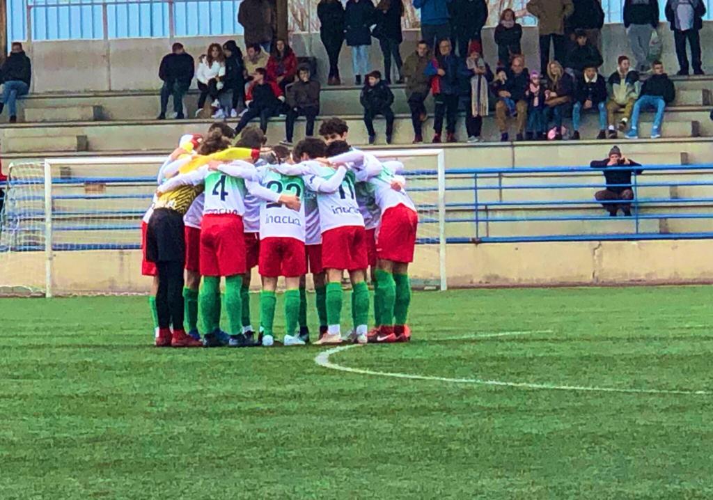 Cadete «A» / «Finalizamos la primera vuelta con una victoria»