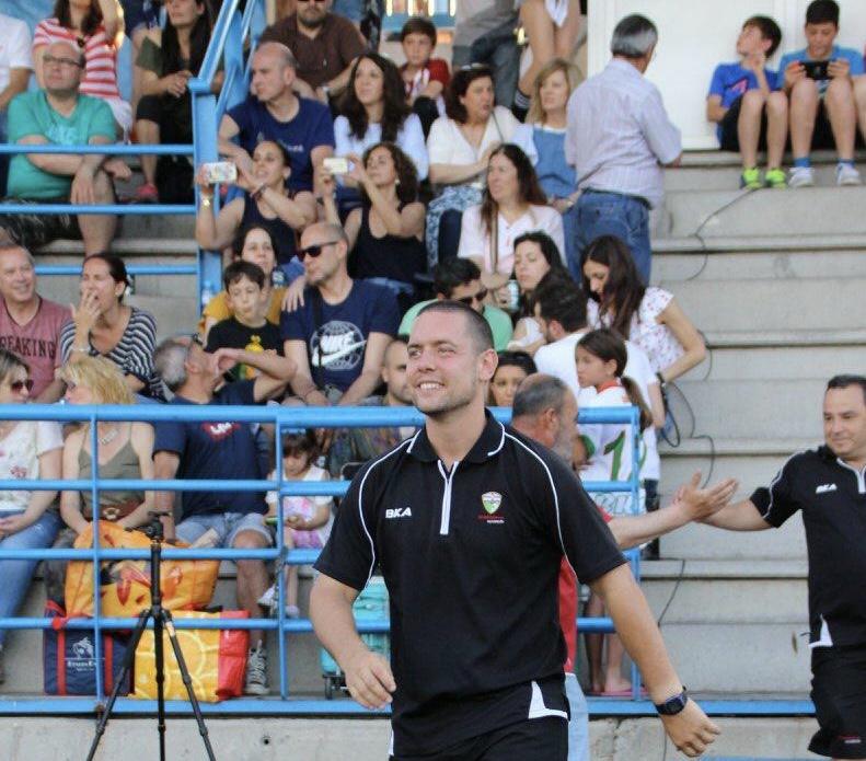 """Iván García: """"Quiero que me recuerden como un entrenador cercano, intenso y del que aprendieron"""""""
