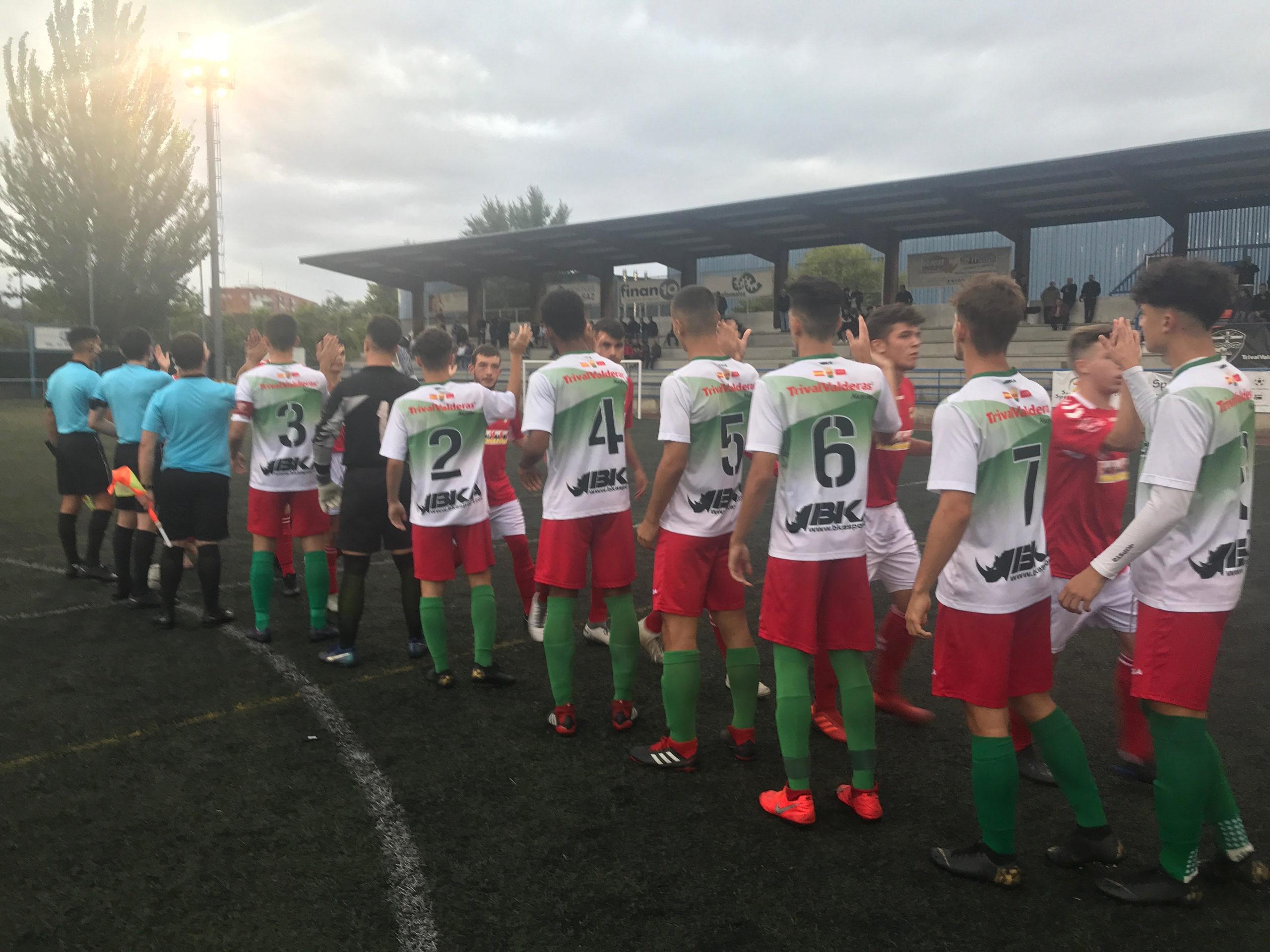 Juvenil Nacional / Se nos escaparon los tres puntos en Moratalaz