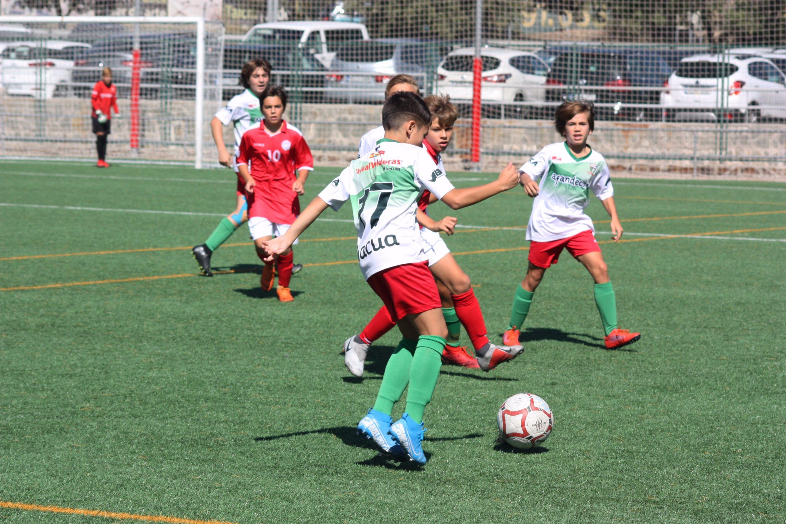 """El Infantil """"B"""" suma tres puntos en su desplazamiento a Leganés"""