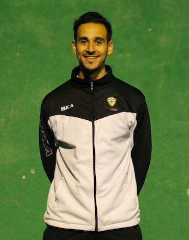 """Emilio, entrenador del Alevín 'B' y Prebenjamín 'A': """"Mi objetivo es que se formen como personas y como jugadores"""""""