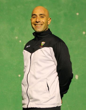 """Galiano, entrenador del Cadete 'A': """"Se va a formar un gran equipo"""""""