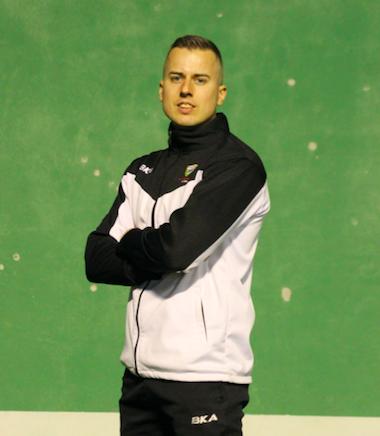 """Igor, nuevo entrenador del Infantil 'D': """"Vamos a trabajar día a día para poder estar lo más arriba posible"""""""