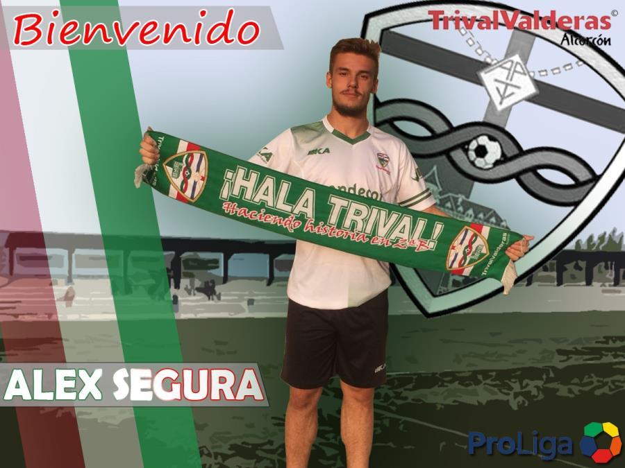 OFICIAL/ Fichaje ALex Segura Aficionado «B» temporada 2018/2019