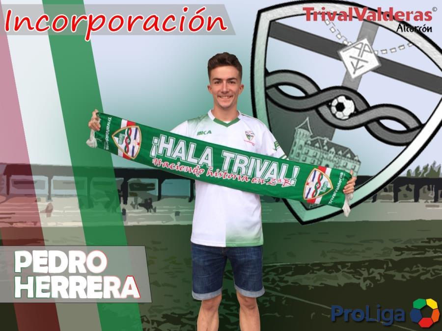 OFICIAL/ Incorporación Pedro Herrera Aficionado «B» temporada 2018/2019