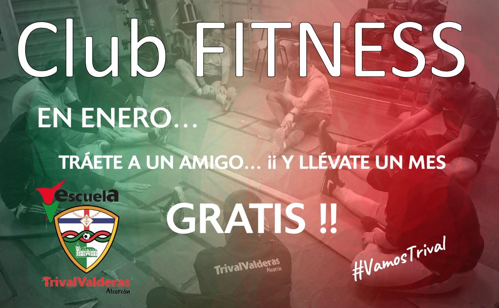 ¡OFERTA DE AÑO NUEVO PARA FITNESS CLUB!