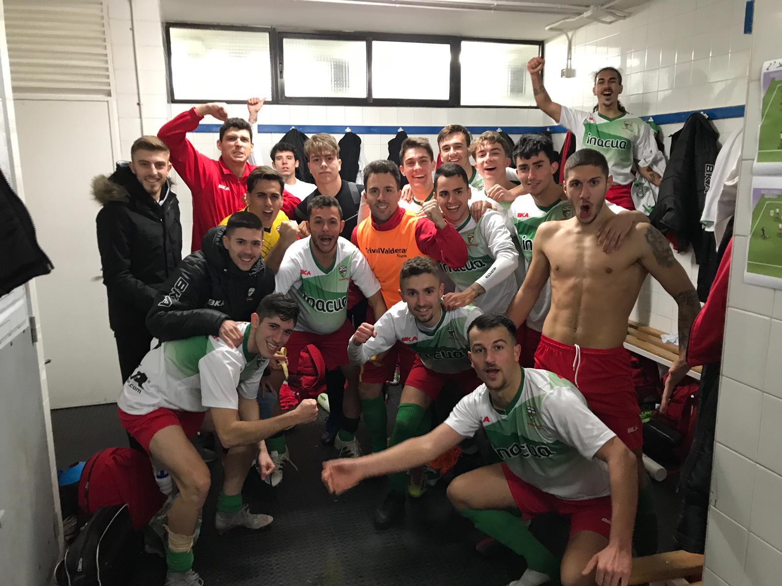 PREFERENTE/ Gran victoria en un partido muy intenso frente al C.D. Móstoles URJC «B»