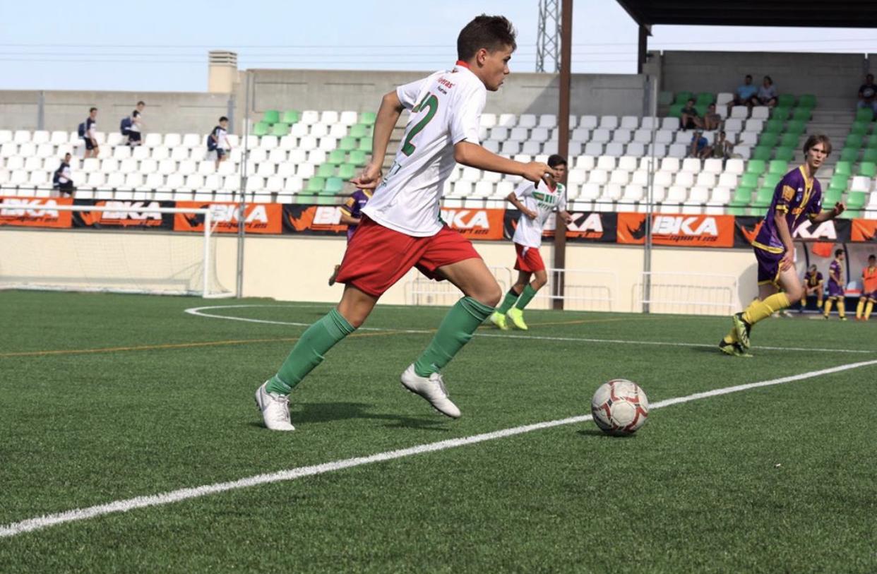 """Fútbol in extremis: El Juvenil """"D"""" logra un punto en su enfrentamiento contra el Alcorcón"""