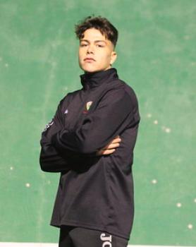 """Raúl, entrenador del Prebenjamín 'B': """"Lo más importante es que se lo pasen bien jugando al fútbol"""""""