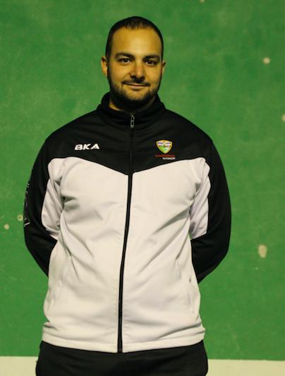 """Víctor, entrenador del Infantil 'C': """"Nos vamos a dejar el alma en cada entrenamiento y partido"""""""