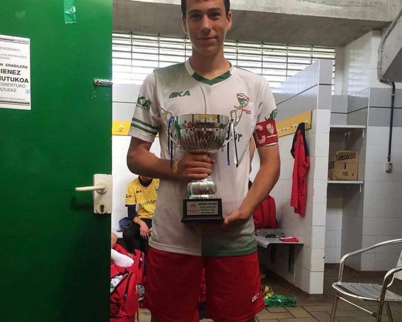 Nuestro exjugador Damián debuta en 2º División con gol