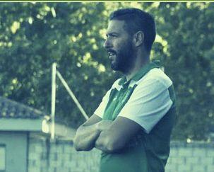 """Carlos, entrenador del Cadete 'C': """"Los jugadores están trabajando muy duro"""""""